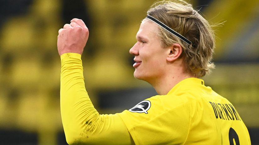 Uzalud svima trud, Haland želi u Real Madrid