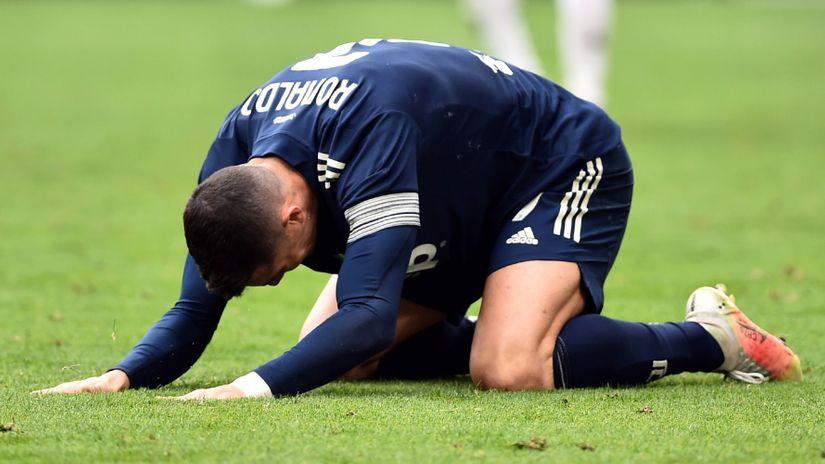 Ronaldo na popustu: Juventus traži