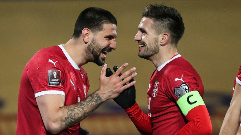 Najbolji tandem u istoriji Srbije: Tadić i Mitrović potpisali više od dve trećine golova