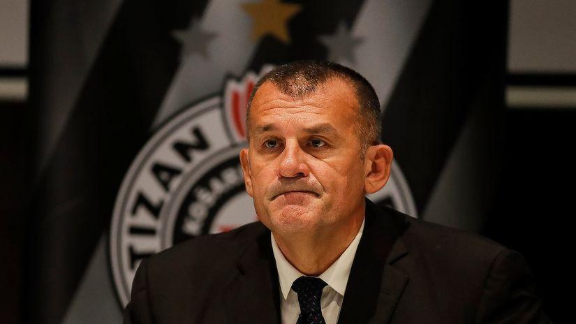 Savić: Partizan ni blizu novog trenera, ideja da za dve-tri godine igramo Evroligu