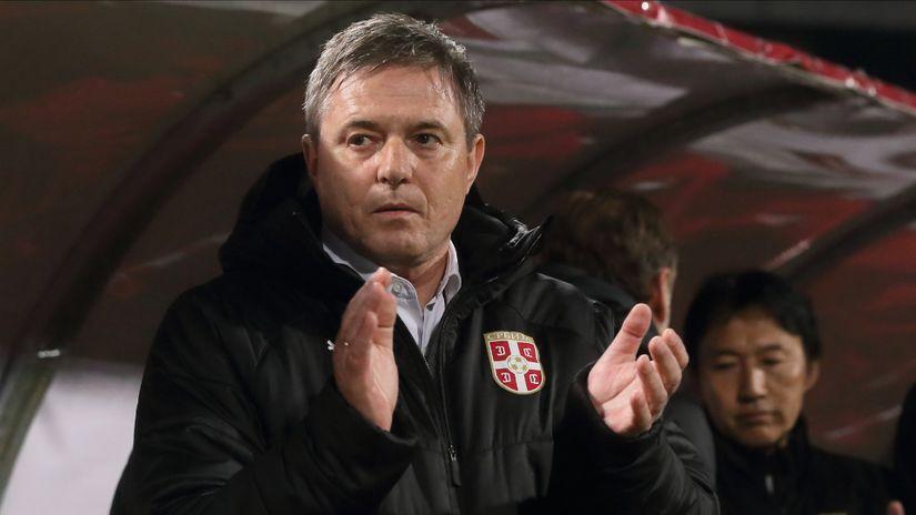 Stojković: Niko ne može da nam oduzme veru da ćemo biti prvi