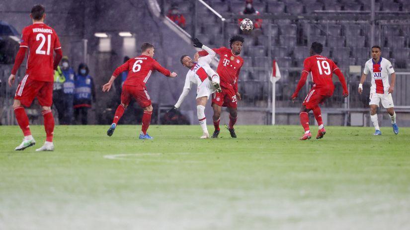 Ovo se dešava jednom u deset godina: Bajern 90 minuta gazio PSŽ, šutirao 30 puta na gol i - izgubio (VIDEO)