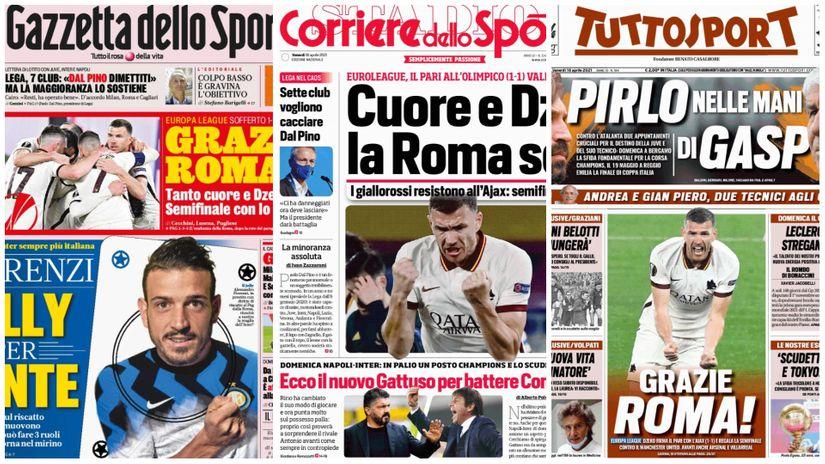 Buongiorno Italia: Čizma se zahvaljuje Romi i Džeku