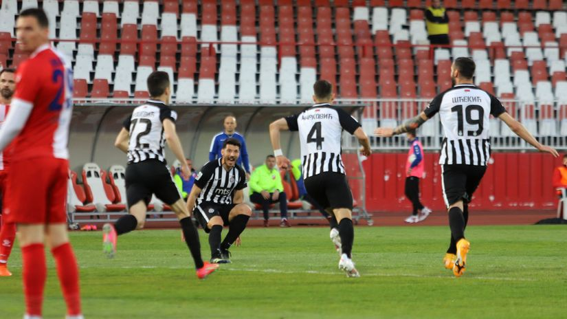Fudbal loš, Partizan dovoljno dobar, Vojvodina nikakva: Sveta Marković zakazao obračun sa Zvezdom (VIDEO)