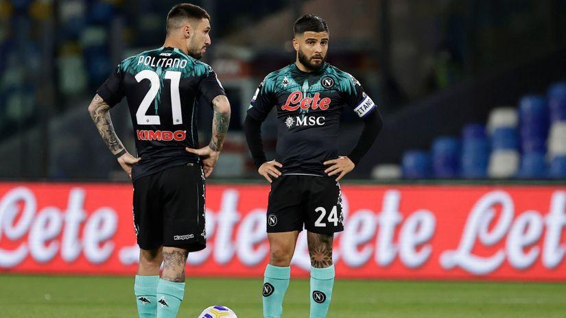 Mozzart daje najveće kvote: Napoli 1,92, Lacio 2,45, Sosijedad 1,95!