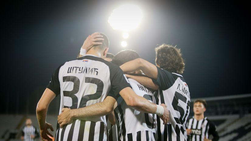 Zaključak iz Humske: U Superligi nema igrača za prvi tim Partizana