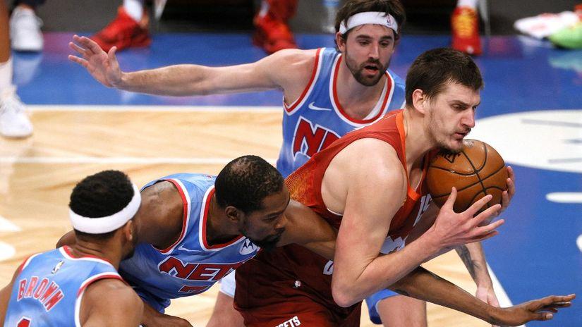 Durent o Jokiću: Opasan je, ne možete mu ništa, biće dugo NBA sila