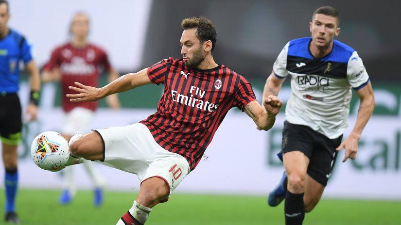 Trka za Ligu šamiona na Apeninima: Milanov popravni protiv drugog najubitačnijeg napada Liga petice