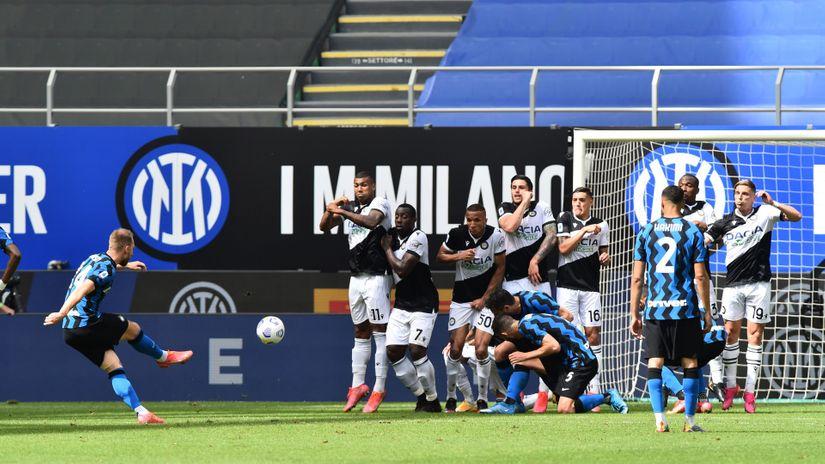 Interov kraj sezone u velikom stilu: Lukaku pogađa i kad neće, Lautarov možda oproštajni gol (VIDEO)