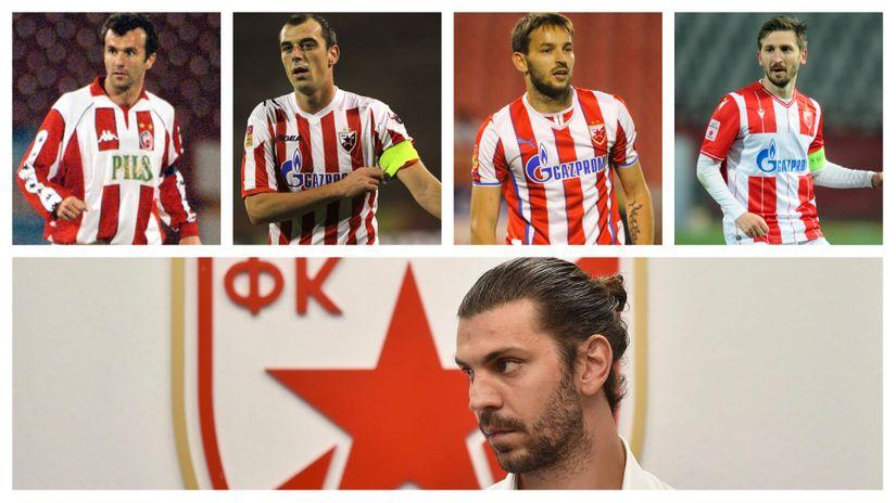 Zvezdaši koji su birali srcem: Dragović putem Savićevića, Milijaša, Ninkovića i Marina