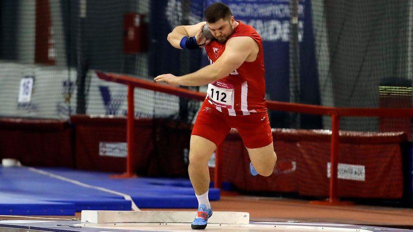 Armin Sinančević bacio kuglu u Dohi za olimpijsku medalju