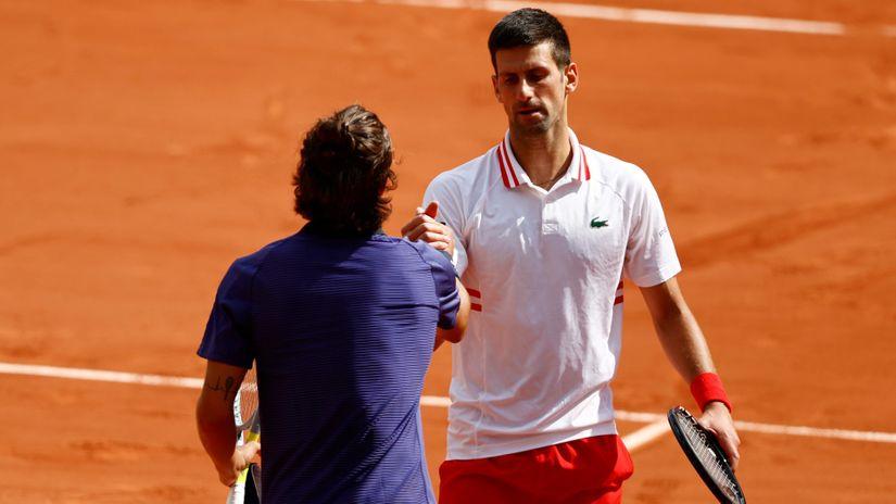 Museti priznao: Ne, nisam predao Novaku zbog povrede...