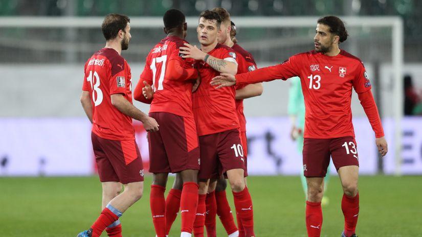 Vilotićev raport iz Švajcarske: Mogu i do četvrtfinala, Zakarija i Akandži za top klubove, ne trpe igrače od 10 minuta