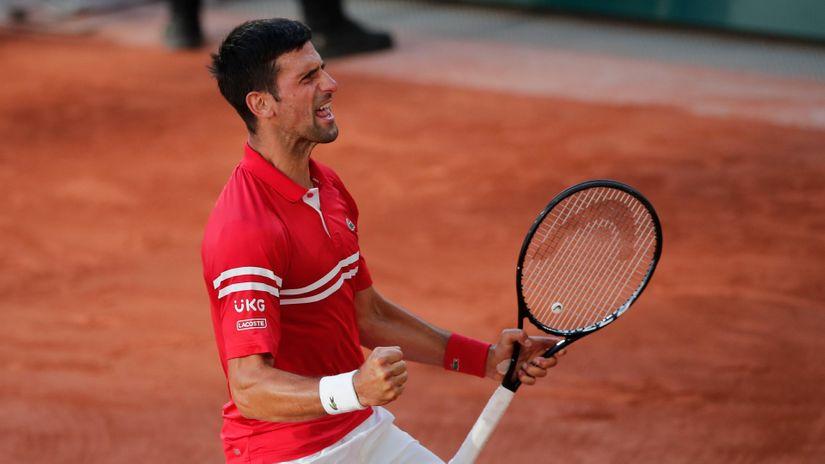 I ovo je uradio Novak Đoković! Samo petorica u istoriji su pre njega okrenuli 0:2, Nadal i Federer nisu nikad