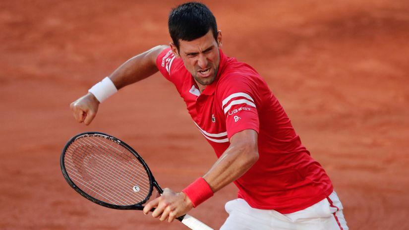 MENTALNI SUPERMEN! Novak je prvi u istoriji tenisa koji se dva puta vraćao sa 0:2