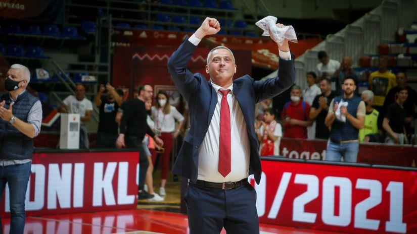 Radonjić posle 12. trofeja: Posle svega što smo preživeli u ovih šest meseci, ovo je enorman uspeh