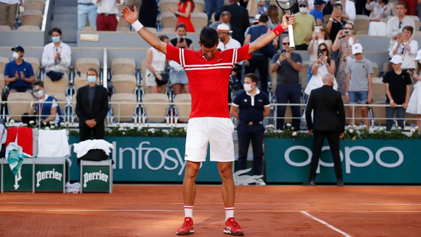 Novak Đoković pomera granice i u zaradi, trenutno je na 148.092.073 $