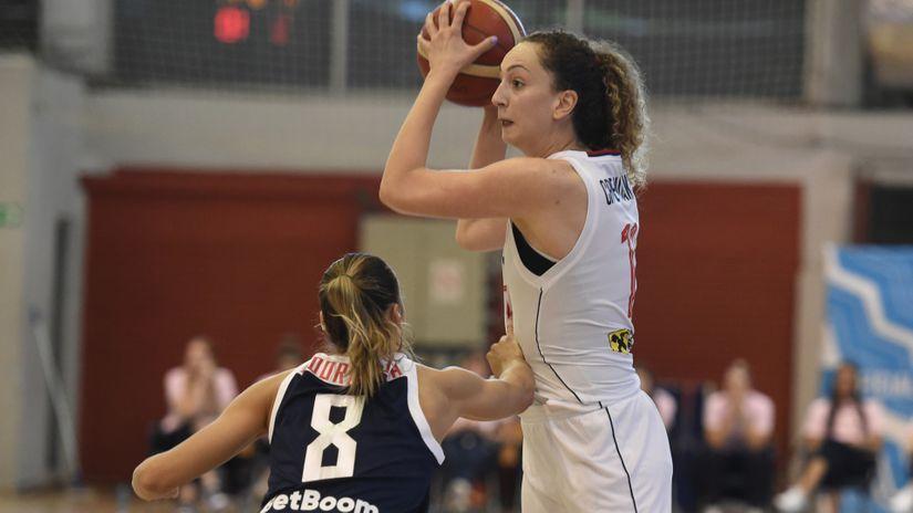 Košarkašice Srbije raznele Grčku