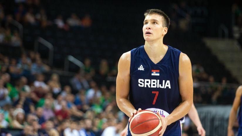 Bogdan Bogdanović ne stiže na kvalifikacije za Olimpijske igre
