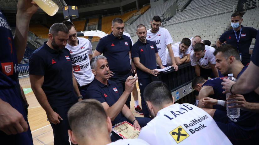 Srbija zove navijače u Pionir: Dođite da podržimo Orlove