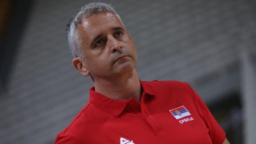 Kokoškov: Micić, Teodosić i Kalinić počinju da rade sa ekipom, prijaće nam aplauzi