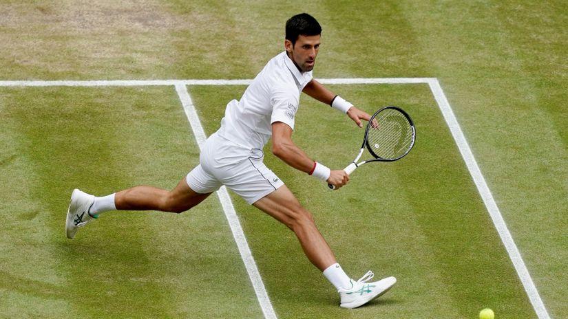 Novak ne ume da izgubi: Sredio je i prve nosioce u dublu