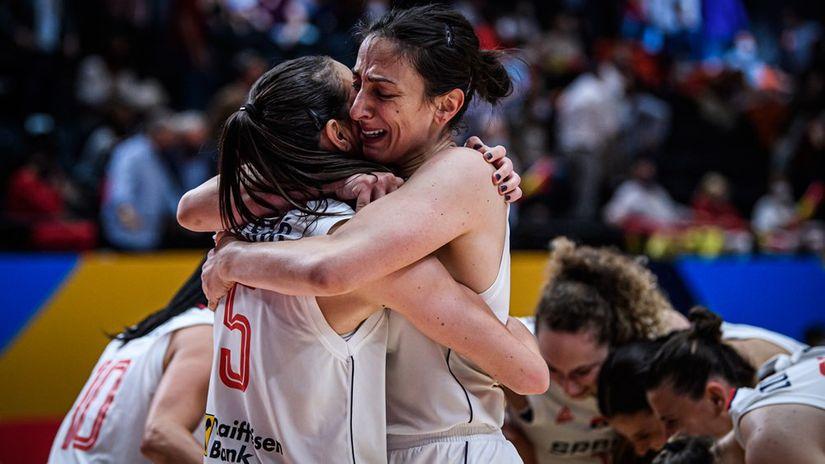 Sve igračice su plakale, to je snaga Srbije!