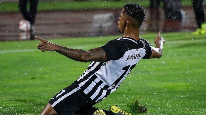 Dogovoreno: Rikardo u Partizanu do kraja nedelje!