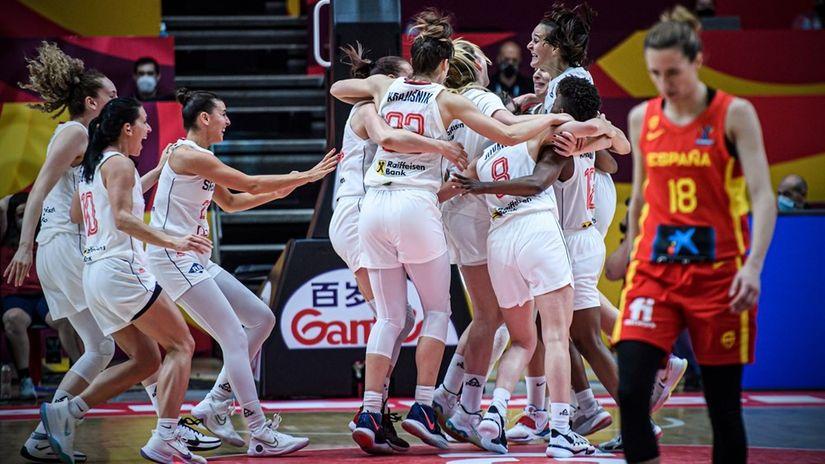 Osveta nije mogla biti slađa: Trijumf za pamćenje i korak ka medalji i Svetskom prvenstvu