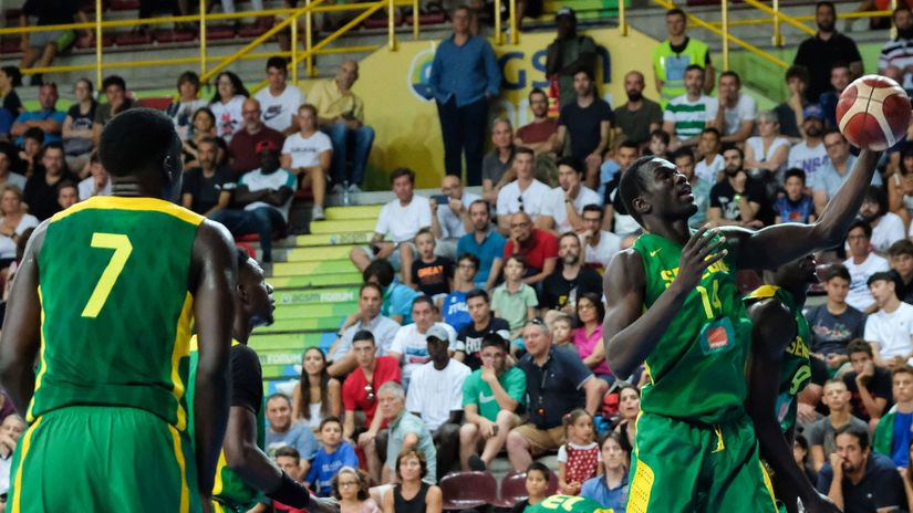 Problemi pred put u Beograd: Četvorica Senegalaca pozitivni, čeka se uputstvo FIBA