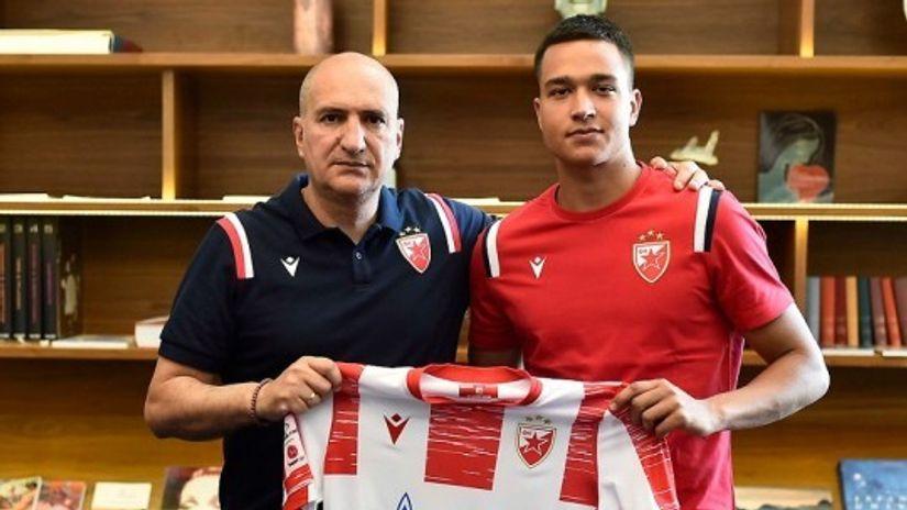 Petar Stanić zvanično u crveno-belom