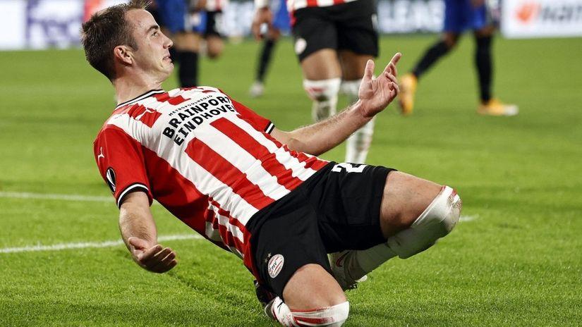 Dvomeč velikana: PSV pojačao defanzivu, Galata sa starim snagama