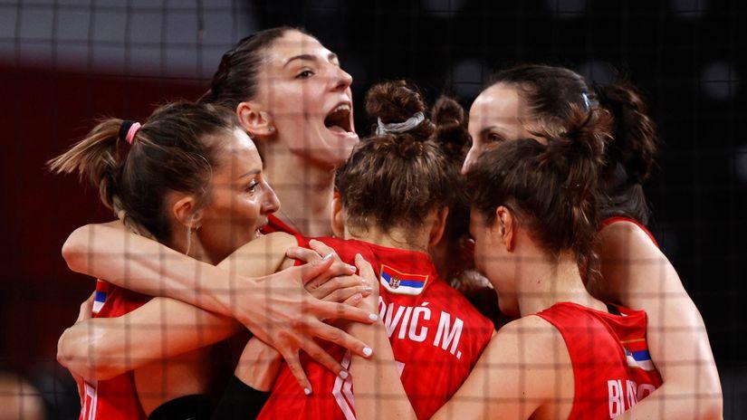Svetske šampionke bez milosti: Tijana zgromila domaćina