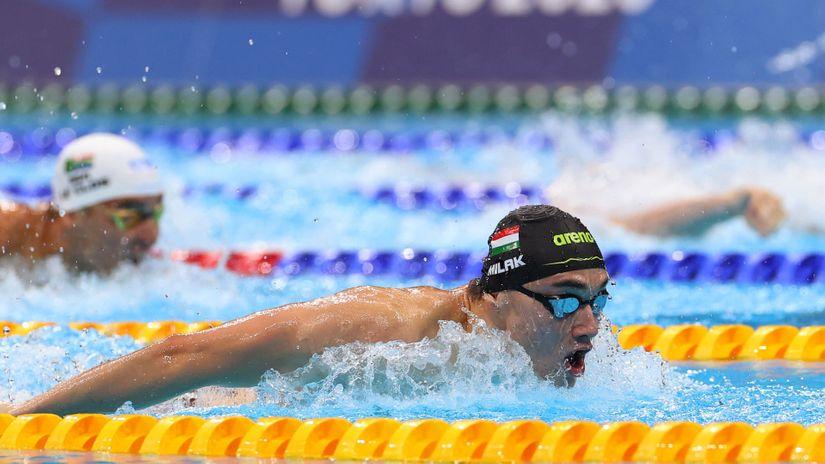 """Mađar """"odlepršao"""" do zlata, pao je Felpsov olimpijski rekord"""