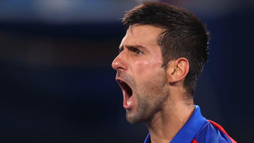 Olimpijska legenda Novak Đoković: Polufinale u džepu, Niškori nije pipnuo lopticu, dostignut Federer