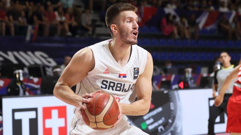 NBA draft: Filadelfija izabrala Petruševa, a Detroit Koprivicu
