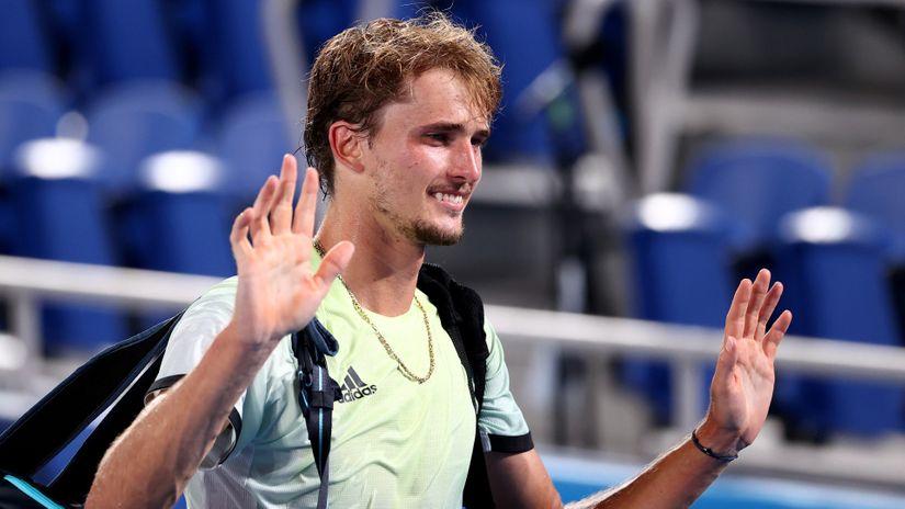 Zverev: Imaće Novak najviše grend slemova, mastersa, ali ne može da osvoji baš sve