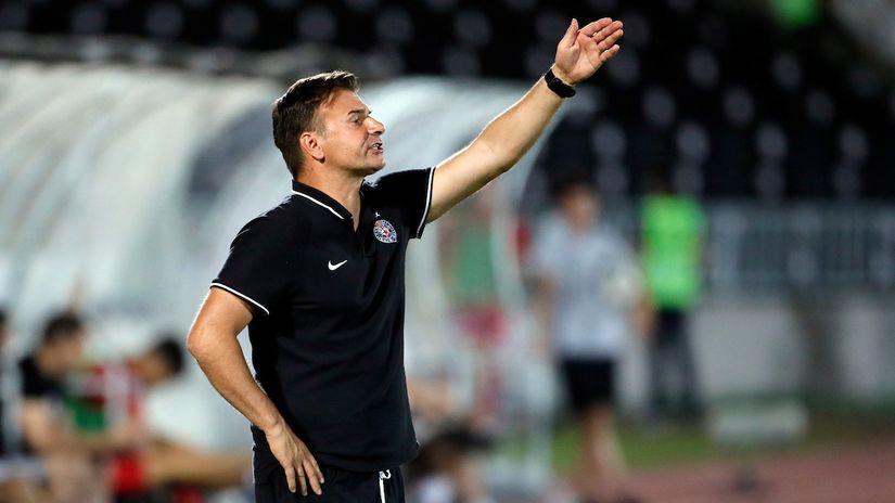 Stanojević iz Sočija: Poenta je da odlučujemo na svom stadionu, važno je da nam protivnici ne stvaraju šanse
