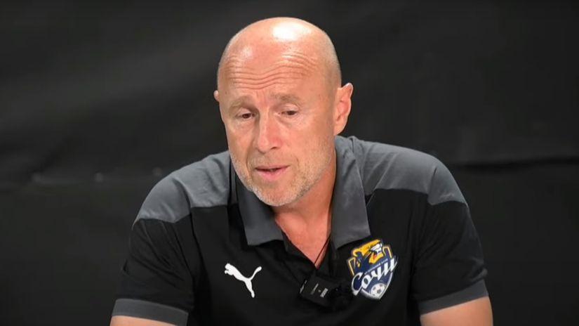 Fedotov: Partizan je mnogo jak, ništa ne poklanja, ali nije savršen