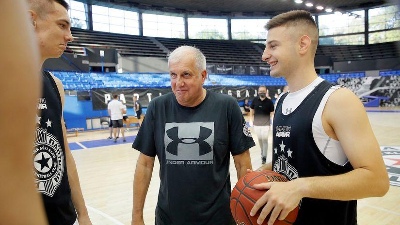 Obradović održao prozivku: Raduje me što se i rivali pojačavaju, uživaće svi koji vole košarku