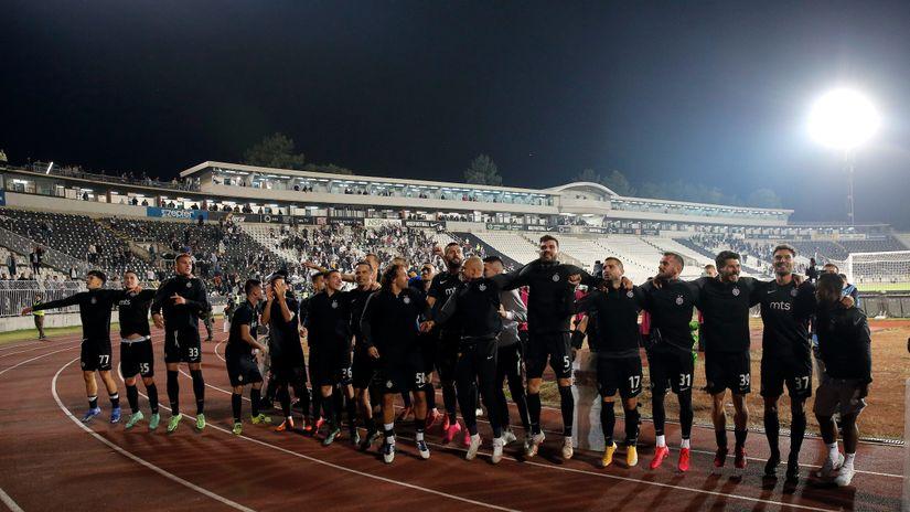 Pobeda posle 58 godina za jesenji jubilej Partizana