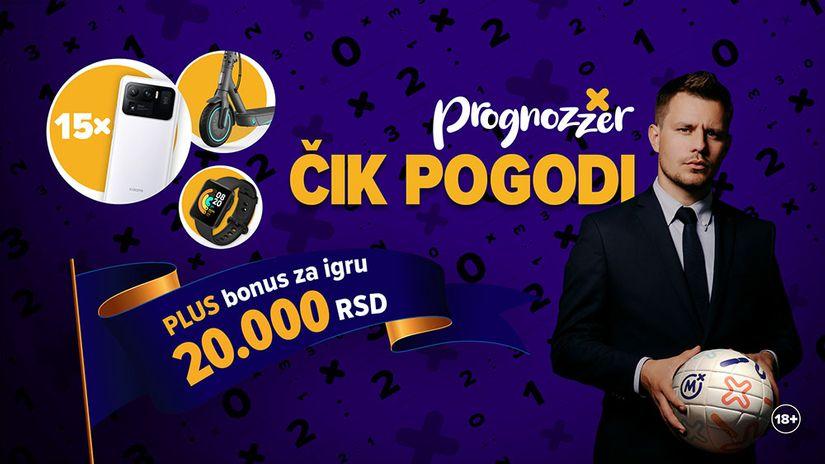 Stigao je Mozzart Prognozzer – zabavite se, budite pobednik i osvojite vredne nagrade!