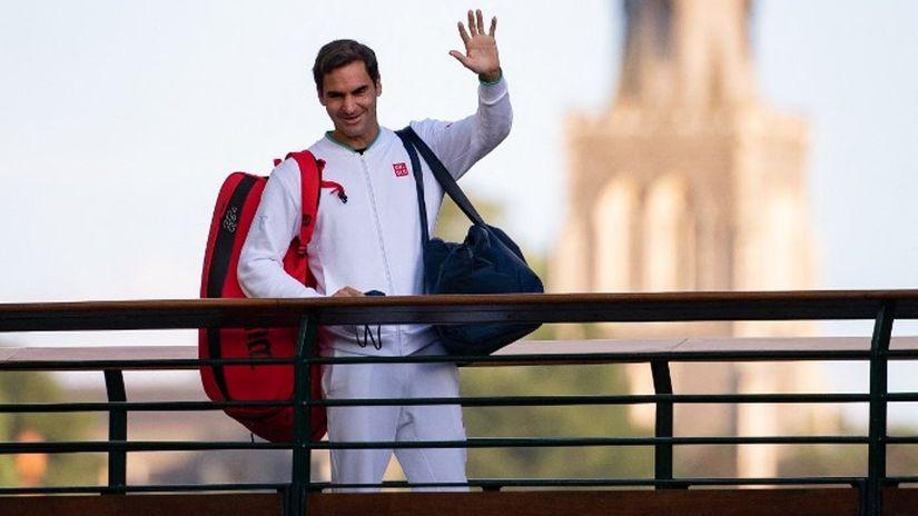 Federer: Novak je imao izuzetnu godinu, najgore je iza mene