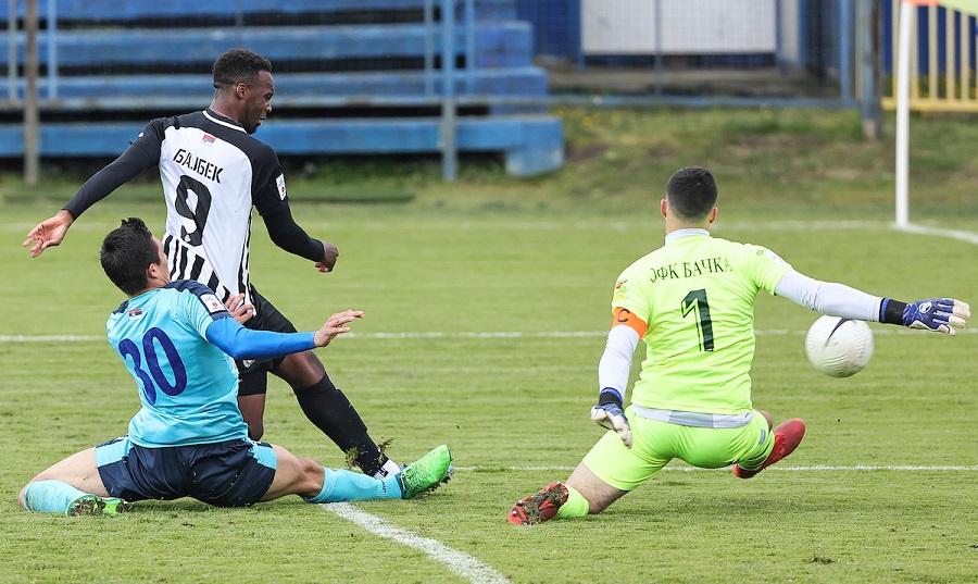 Protiv OFK Bačke (© Star sport)