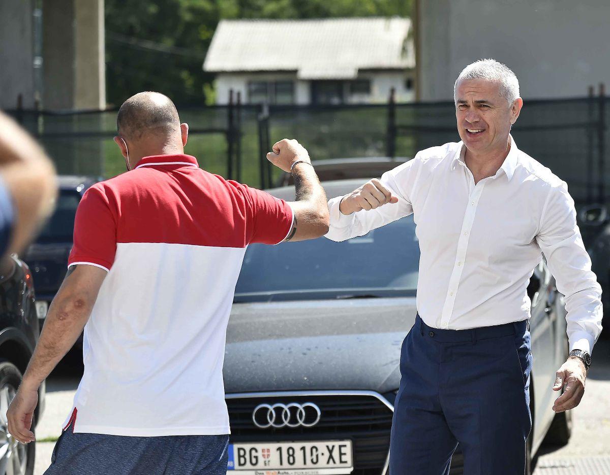 Dejan Stanković i Zvezdan Terzić (©STAR SPORT)