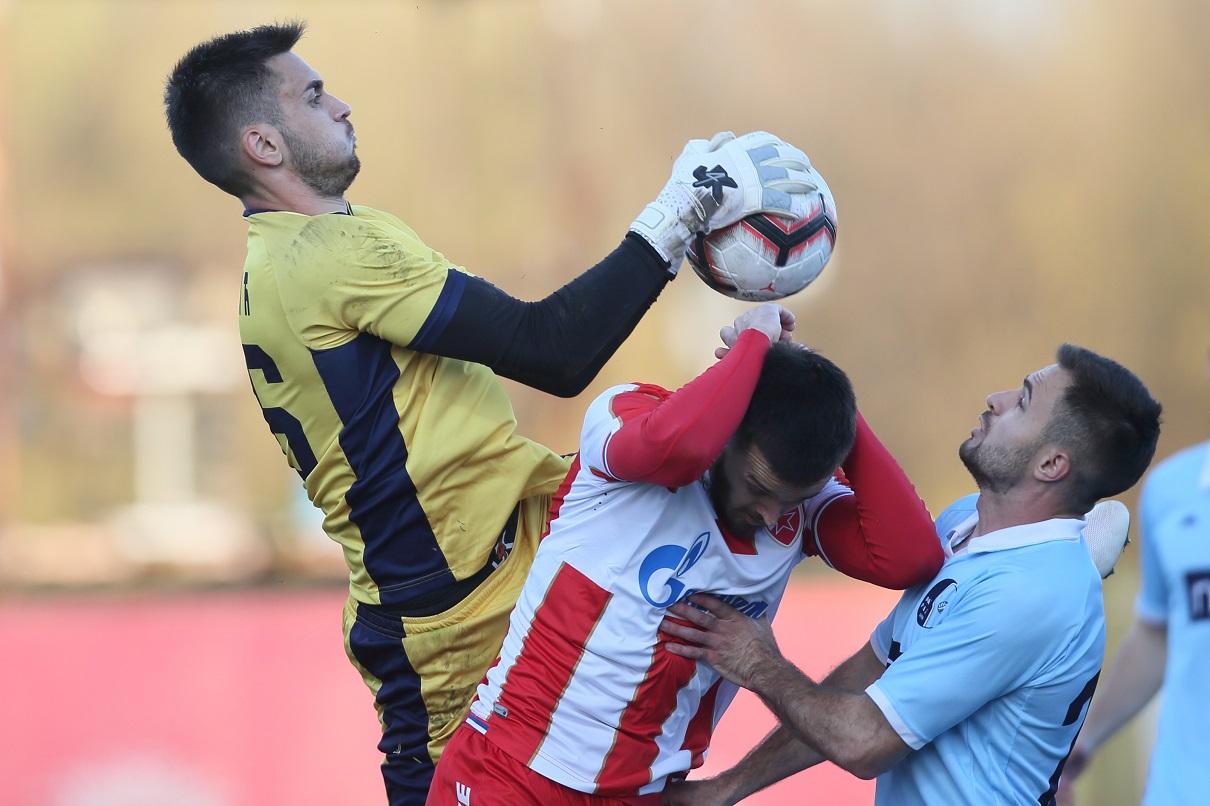 Marković u duelu sa Ivanićem, Foto: MN Press