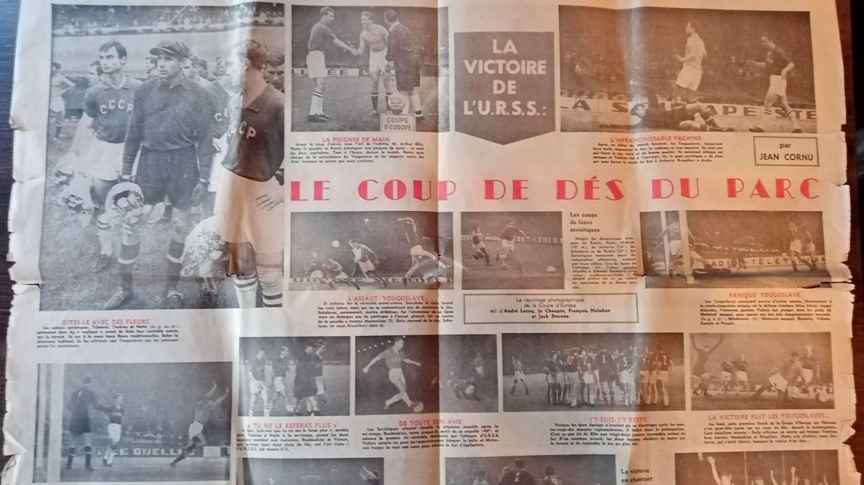 Frans fudbal iz 1960. godine