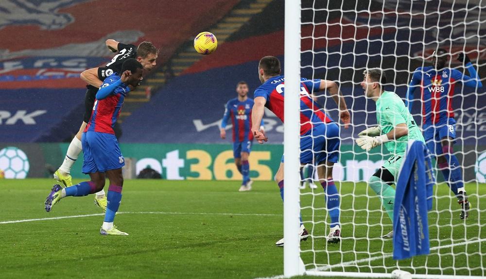 Součekov gol protiv Kristal Palasa (Reuters)