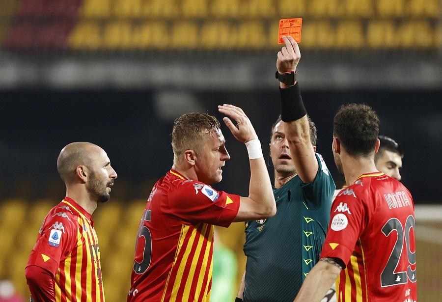 Kamil Glik iz Beneventa (© Reuters)