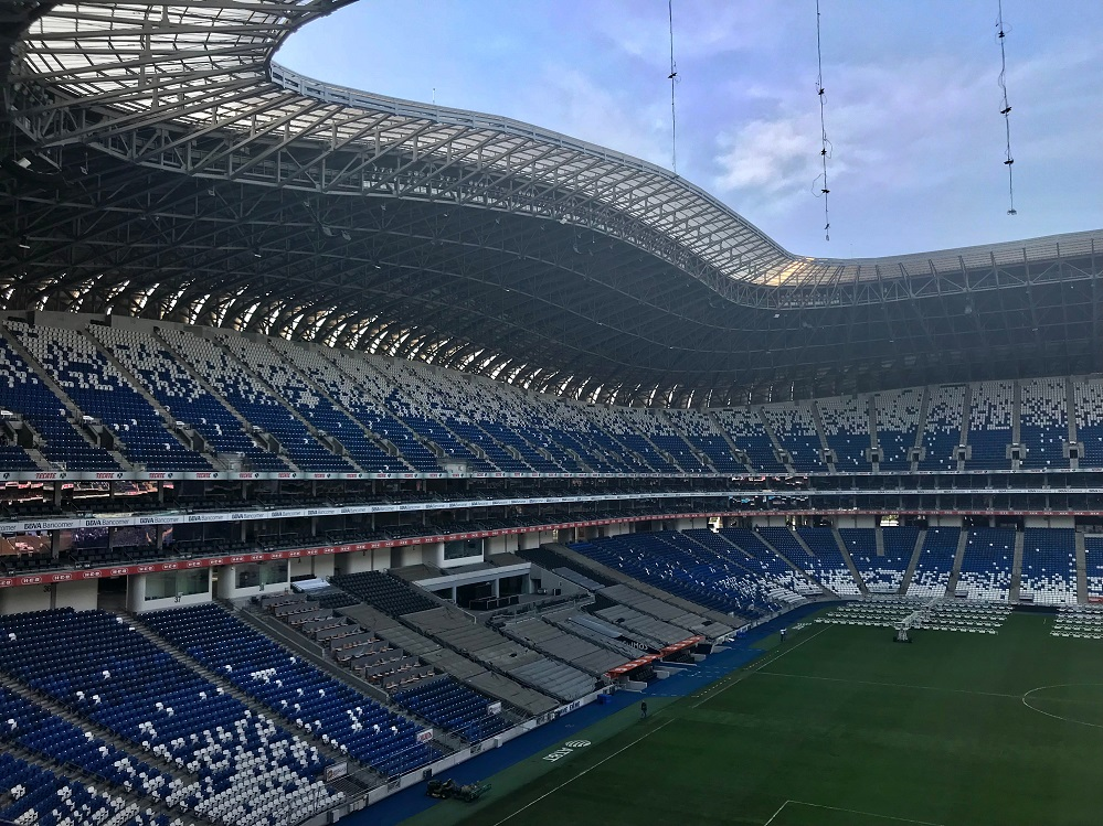Stadion u Montereju (@Shutterstock)